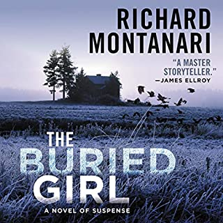 The Buried Girl audiobook cover art