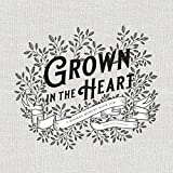 Grown in the Heart: A Modern Memory Book for Adoptive Families