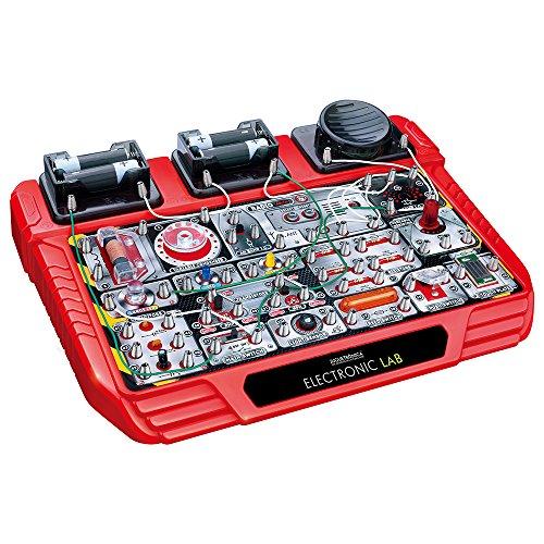 Juguetrónica - Electronic Lab - Kit de electrónica para...