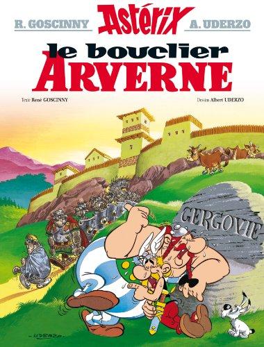Astérix - Le Bouclier arverne - n°11 (French Edition)