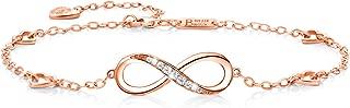 Best gold infinity ankle bracelet Reviews