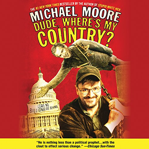 Dude, Where's My Country? cover art