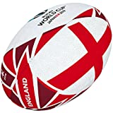 Gilbert Ballon de Rugby Coupe du Monde Japon 2019 Angleterre 5 Multicolore