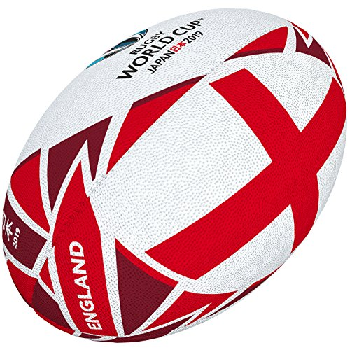 Gilbert Rugby World Cup 2019 Flag Ball - England