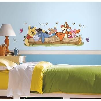 RoomMates RMK2553GM Wall Decal, Multi