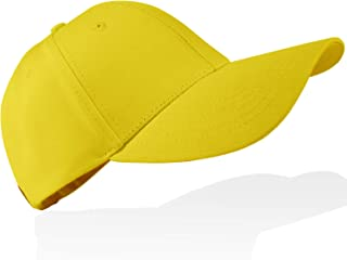 superior quality new release thoughts on Amazon.co.uk: Yellow - Baseball Caps / Hats & Caps: Clothing