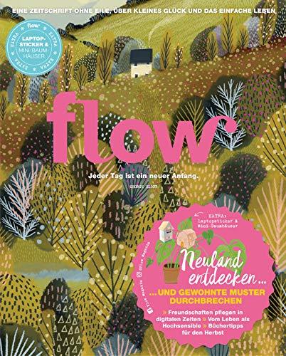 Flow Nummer 53 (7/2020): Eine Zeitschrift ohne Eile, über kleines Glück und das einfache Leben