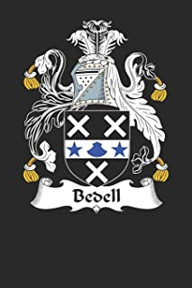 Bedell: Bedell Coat of Arms and Family Crest Notebook Journal (6 x 9 - 100 pages)