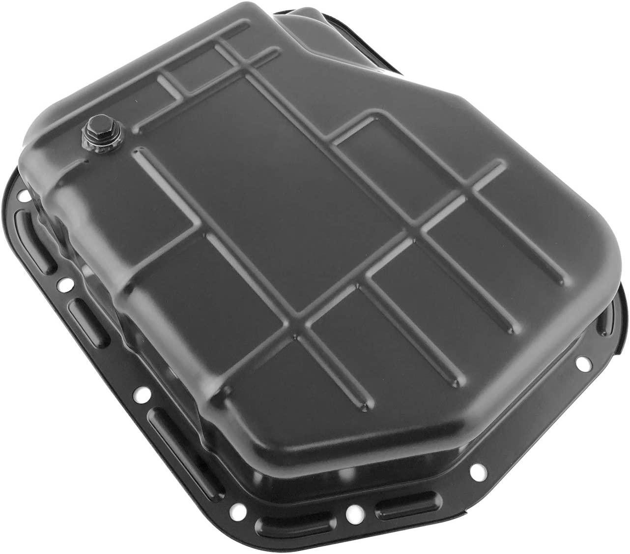 Beasteel Steel Transmission Oil Pan with Fees free!! Plug 98-04 Fits G Drain Brand Cheap Sale Venue