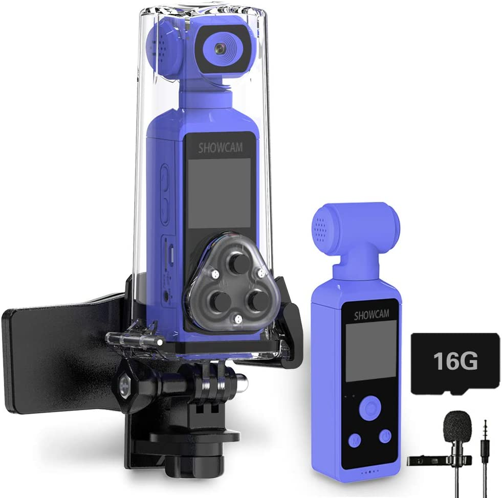 SHOWCAM Special Time sale Campaign Kids Pocket Action Camera 32MP S FHD 1080P Digital Video