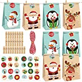 Rhdekoein Calendario de Adviento para rellenar, para niños, 24 pegatinas, calendario de Adviento 2020, regalo para niñas y niños