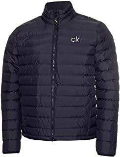 Calvin Klein Mens 2021 Padded Ripstop Breathable Stretch Jacket