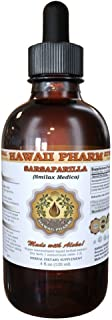 Sarsaparilla Tincture, Sarsaparilla (Smilax Medica) Root Powder Liquid Extract 2 oz