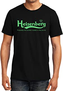 GeekDawn Graphic Printed T-Shirt|Heisenberg T-Shirt|House MD|TV Series|Breaking Bad T-Shirt|Funny Quote T-Shirt|Geek T-Shirt|Half Sleeve Round Neck 100% Cotton T-Shirt|Gift|Gifting