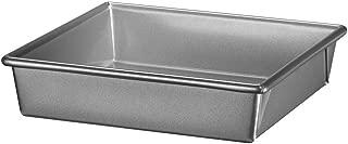 KitchenAid KBNSO08SQ Square Cake Pan, 20 x 20 x 5 cm, Grey