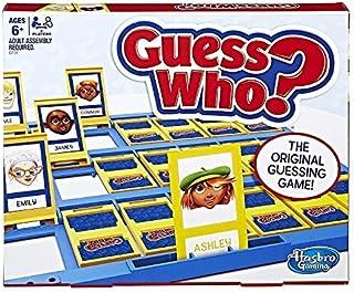 Hasbro Guess Who Reinvention English Model (05801E)