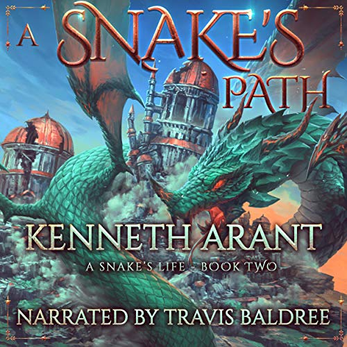 A Snake's Path cover art