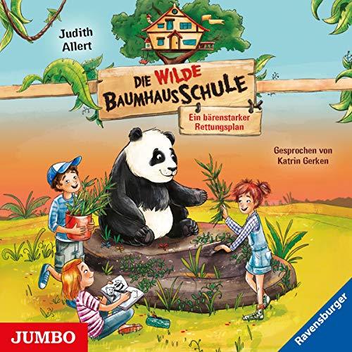 Ein bärenstarker Rettungsplan Titelbild