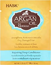 Hask Argan Oil Intense Deep Conditioning Hair Treatment, 50 g