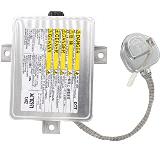 NewYall W3T14371 Xenon HID Ballast Headlight Control Unit Assembly Module +Igniter for Left/Right