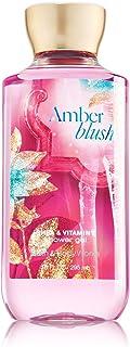 【Bath&Body Works/バス&ボディワークス】 シャワージェル アンバーブラッシュ Shower Gel Amber Blush 10 fl oz / 295 mL [並行輸入品]