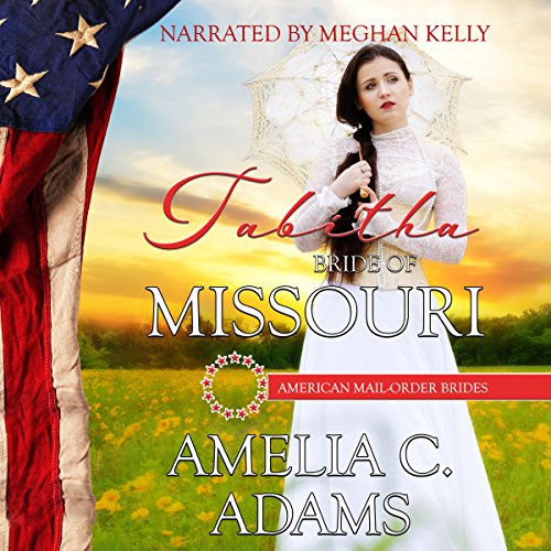 Tabitha: Bride of Missouri audiobook cover art