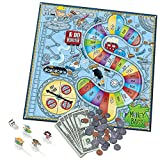 Learning Resources Money Bags Coin Value Game, Money Recognition,...