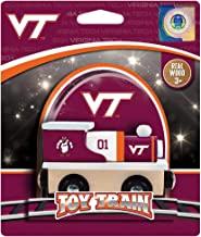 MasterPieces NCAA Virginia Tech Hokies Wood Train