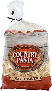 Country Pasta Homemade Style Pasta - Egg, 16-oz bag