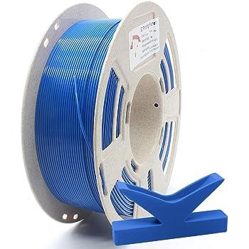 RepRapper 1kg 低反り ABS 3Dプリンターフィラメント 1.75mm ブルー + 印刷ビルド表面 + ノズル洗浄針