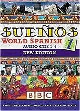 Suenos World Spanish 1 CDs 1-4 (Sueños) by Various, Kettle, Luz, Placencia, Maria Elena, Gonzalez, Mike (2004) Audio CD