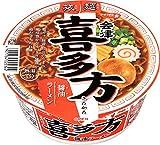 サッポロ一番 旅麺 会津・喜多方 魚介醤油ラーメン 86g ×12食