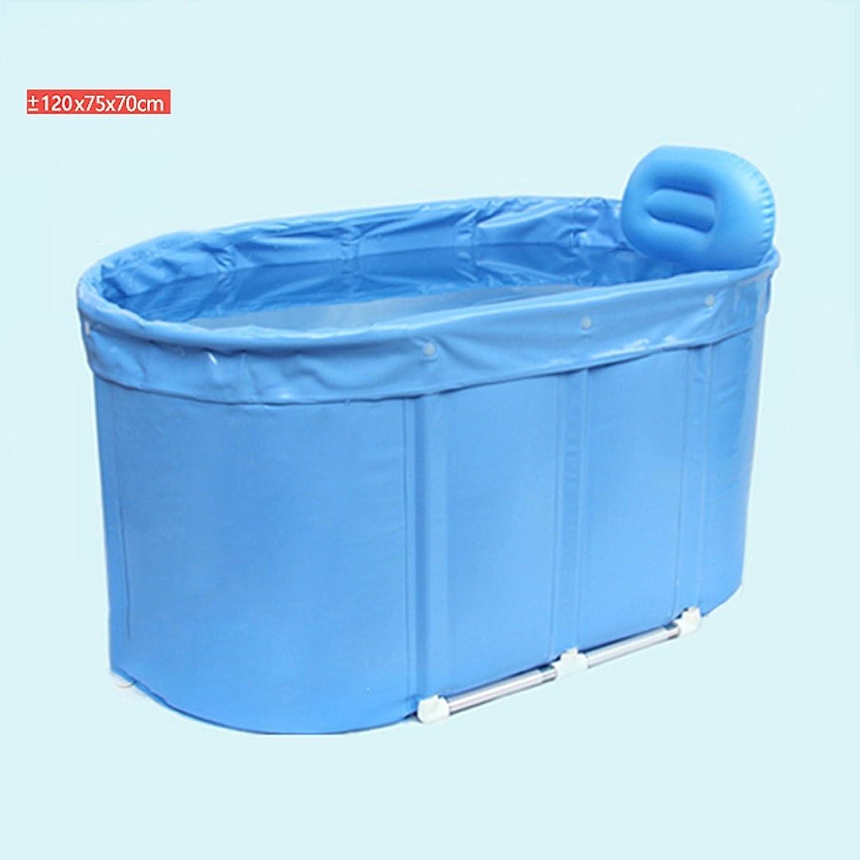 Global- Nano-Materialien Adult Folding Badewanne für den Innen- Auenbereich (Farbe   Ordinary regular super-bathtub)