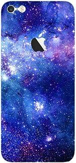 セットメタルの5個入りブラックアップルロゴメタルデカールステッカーiPhone 6 Plus 5s 5c 7plus Iphone8 / 8plus (銀)