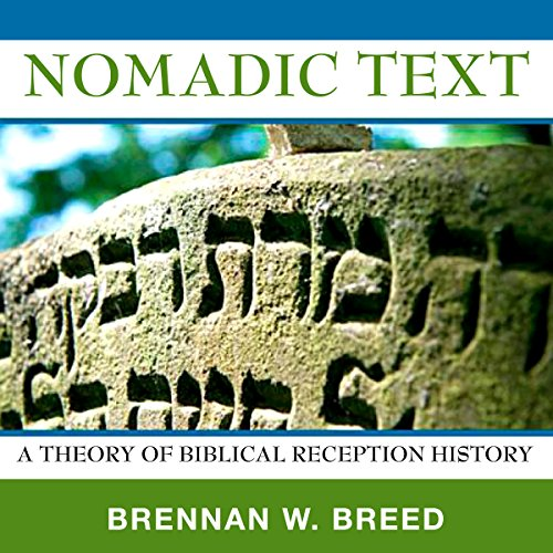 Nomadic Text audiobook cover art