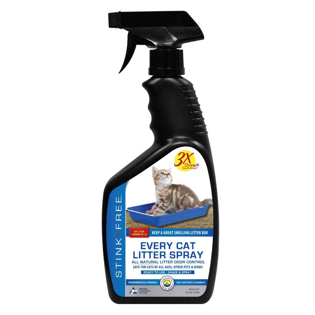 cat confusion cleanup spray