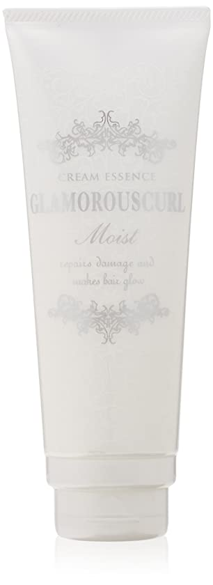 湿気の多い底リビングルーム中野製薬 GLRAMOROUSCURL(グラマラスカール) N クリームエッセンス モイスト 100g