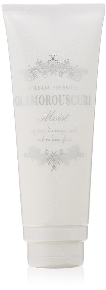 滴下スローガンコンパス中野製薬 GLRAMOROUSCURL(グラマラスカール) N クリームエッセンス モイスト 100g