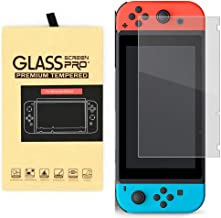 Nintendo Switch Tempered Screen Protector - Tempered Glass Screen Protector for Nintendo Switch 2017