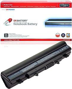 DR. BATTERY AL14A32 Battery Replacement for Acer Aspire E5-571 E5-411 E5-421 E5-511 E5-521 V3-472 V3-572 Touch Extensa 2509 2510 Travelmate P246 TMP246[11.1V/4400mAh/49Wh]