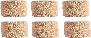 Vendaje autoadhesivo (6 rollos de 2,5 cm x 4,5 m) para primeros auxilios