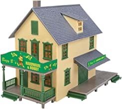 Walthers Trainline HO Scale Model Hardware Store Kit
