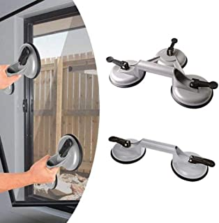 ProPlus Vacuum lifter aluminium with 2 suction cups