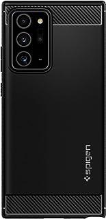Spigen Case For (Samsung Galaxy Note 20 Ultra) - Flexible TPU Carbon Fiber Design - High protection- anti-shock - Anti-sli...