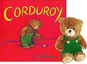 Corduroy Book and Bear Gift Set