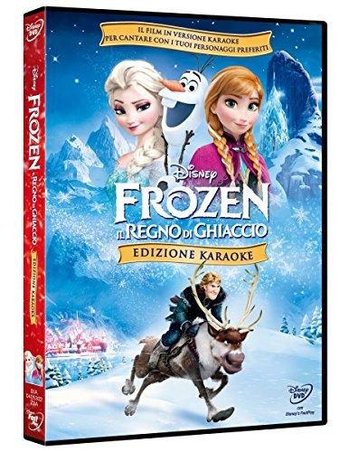Frozen Sing Along (DVD) [Italia]