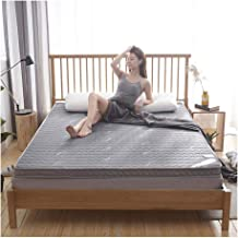 Mattress Topper 4cm Latex Mattress Pad, Japanese Tatami Floor Foldable Mattress Floor Mat, Student Dormitory Double Single...