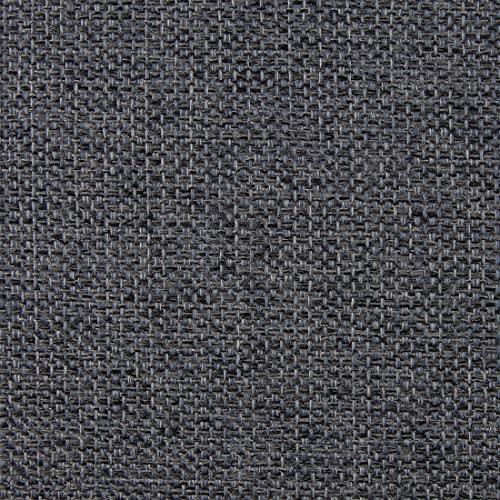 HEKO PANELS Tessuti e Stoffe a Metro Arredo Tessuti per Tappezzeria per Divani Cuscini Sedie e Poltrona - Stoffa al Metro Fatto di Poliestere Resistente allo Strappo - Grigio Scuro