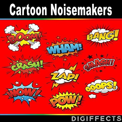 Cartoon Siren or Alarm Version 1