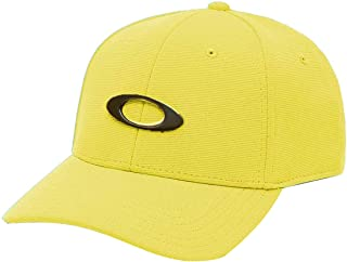 Oakley Mens Metal Tincan Flexfit Hat